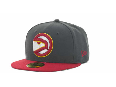 Atlanta Hawks NBA Hardwood Classics Graph TC 59FIFTY Cap Hats