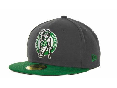 Boston Celtics NBA Hardwood Classics Graph TC 59FIFTY Cap Hats