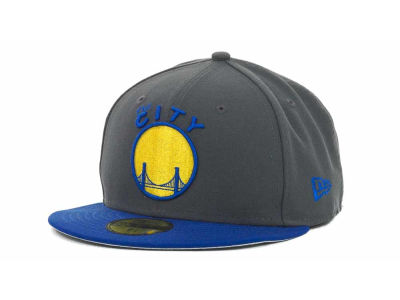 Golden State Warriors NBA Hardwood Classics Graph TC 59FIFTY Cap Hats