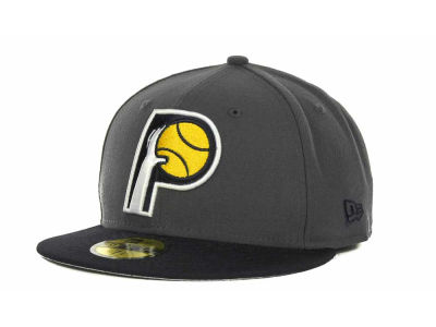 Indiana Pacers NBA Hardwood Classics Graph TC 59FIFTY Cap Hats