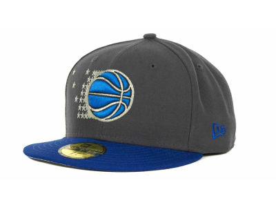 Orlando Magic NBA Hardwood Classics Graph TC 59FIFTY Cap Hats