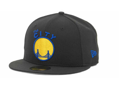 Golden State Warriors NBA Hardwood Classics Basis 59FIFTY Cap Hats
