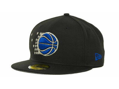 Orlando Magic NBA Hardwood Classics Basis 59FIFTY Cap Hats