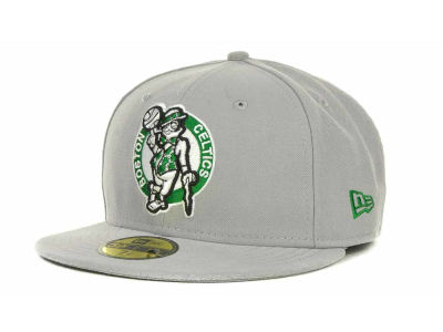 Boston Celtics NBA Hardwood Classics Basis 59FIFTY Cap Hats