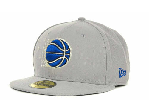 Orlando Magic New Era NBA Hardwood Classics Basis 59FIFTY Cap Hats
