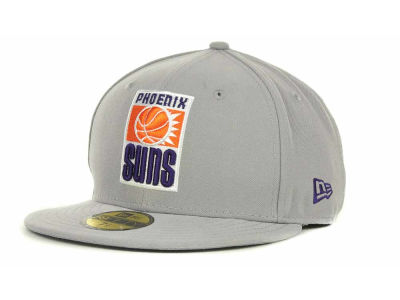 Phoenix Suns NBA Hardwood Classics Basis 59FIFTY Cap Hats