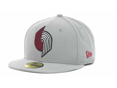 Portland Trail Blazers NBA Hardwood Classics Basis 59FIFTY Cap Hats