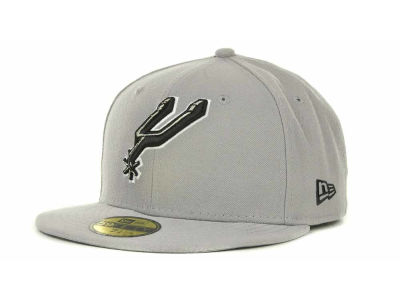 San Antonio Spurs NBA Hardwood Classics Basis 59FIFTY Cap Hats