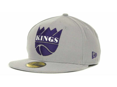 Sacramento Kings NBA Hardwood Classics Basis 59FIFTY Cap Hats