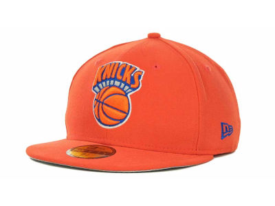 New York Knicks NBA Hardwood Classics Basis 59FIFTY Cap Hats