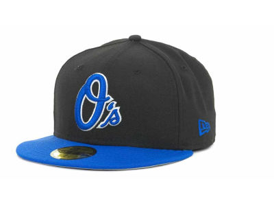 Baltimore Orioles MLB 2T Custom 59FIFTY Hats