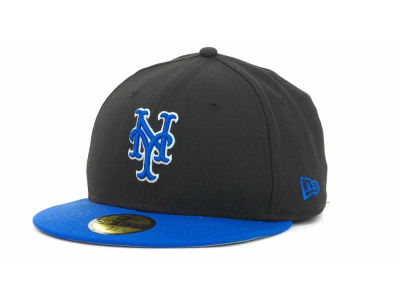 New York Mets MLB 2T Custom 59FIFTY Hats