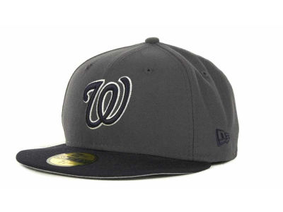 Washington Nationals MLB 2T Custom 59FIFTY Hats