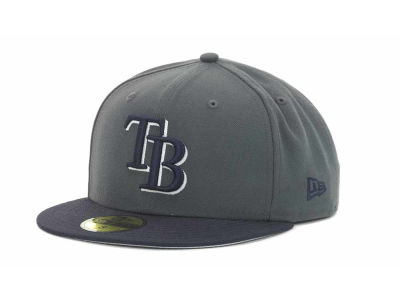 Tampa Bay Rays MLB 2T Custom 59FIFTY Hats