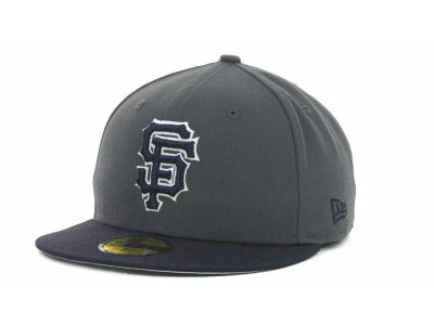 San Francisco Giants MLB 2T Custom 59FIFTY Hats