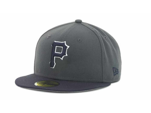 Pittsburgh Pirates New Era MLB 2T Custom 59FIFTY Hats