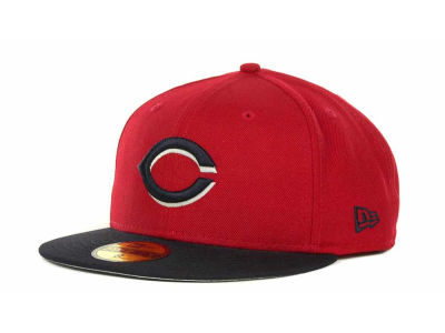 Cincinnati Reds MLB 2T Custom 59FIFTY Hats