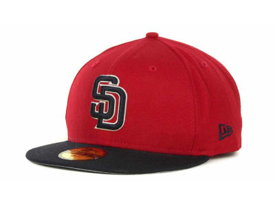 San Diego Padres MLB 2T Custom 59FIFTY Hats