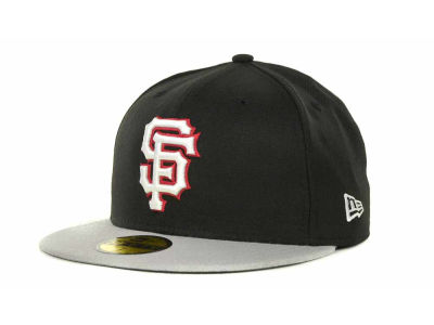 San Francisco Giants MLB Sneak Up 59FIFTY Cap Hats