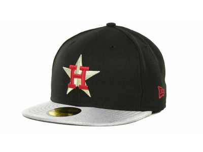 Houston Astros MLB Sneak Up 59FIFTY Cap Hats