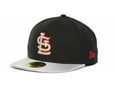 St. Louis Cardinals MLB Sneak Up 59FIFTY Cap Hats
