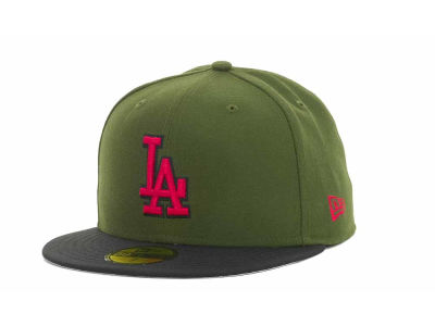 Los Angeles Dodgers MLB Sneak Up 59FIFTY Cap Hats