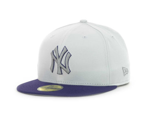 New York Yankees New Era MLB Sneak Up 59FIFTY Cap Hats