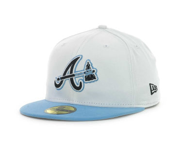 Atlanta Braves MLB Sneak Up 59FIFTY Cap Hats