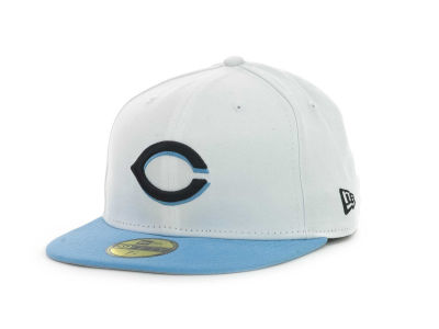 Cincinnati Reds MLB Sneak Up 59FIFTY Cap Hats