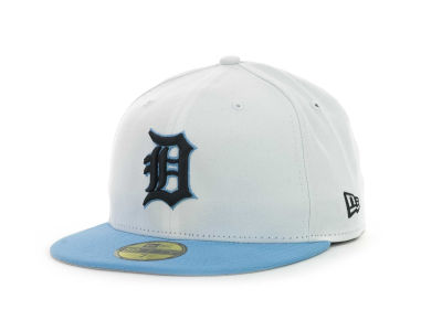 Detroit Tigers MLB Sneak Up 59FIFTY Cap Hats