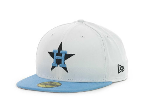 Houston Astros New Era MLB Sneak Up 59FIFTY Cap Hats