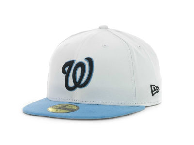 Washington Nationals MLB Sneak Up 59FIFTY Cap Hats