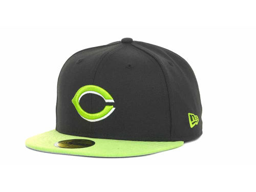 Cincinnati Reds New Era MLB POP Series 59FIFTY Cap Hats