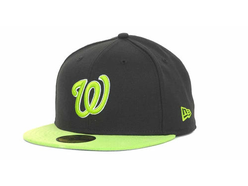 Washington Nationals New Era MLB POP Series 59FIFTY Cap Hats