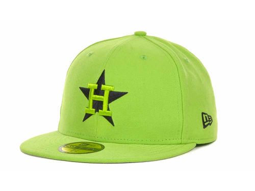 Houston Astros New Era MLB POP Series 59FIFTY Cap Hats