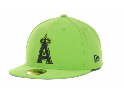 Los Angeles Angels of Anaheim MLB POP Series 59FIFTY Cap Hats