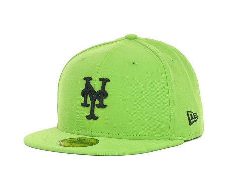 New York Mets New Era MLB POP Series 59FIFTY Cap Hats