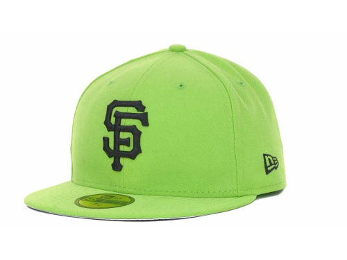 San Francisco Giants New Era MLB POP Series 59FIFTY Cap Hats