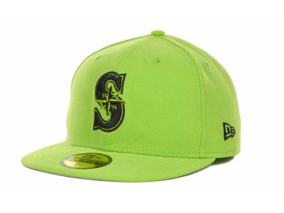 Seattle Mariners MLB POP Series 59FIFTY Cap Hats