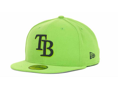 Tampa Bay Rays MLB POP Series 59FIFTY Cap Hats