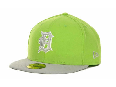 Detroit Tigers MLB POP Series 59FIFTY Cap Hats