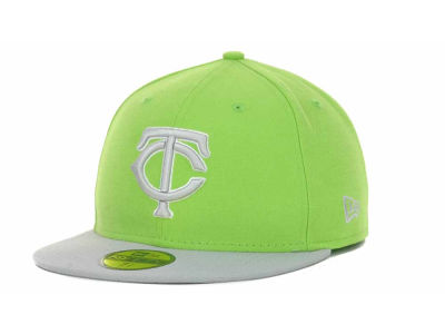 Minnesota Twins MLB POP Series 59FIFTY Cap Hats