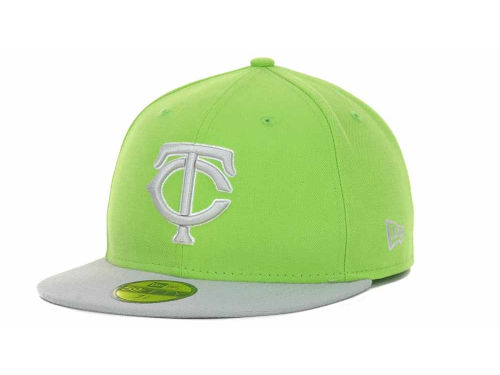 Minnesota Twins New Era MLB POP Series 59FIFTY Cap Hats