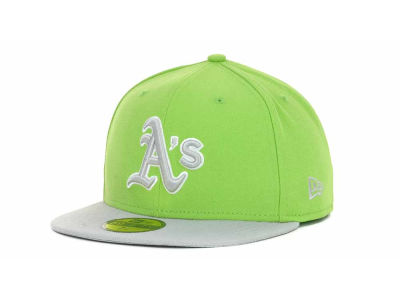 Oakland Athletics MLB POP Series 59FIFTY Cap Hats