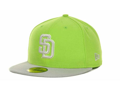 San Diego Padres MLB POP Series 59FIFTY Cap Hats