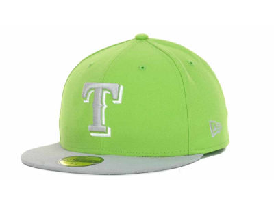 Texas Rangers MLB POP Series 59FIFTY Cap Hats
