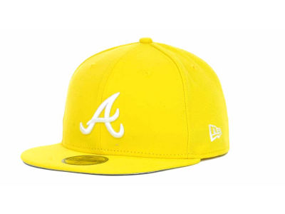 Atlanta Braves MLB POP Series 59FIFTY Cap Hats