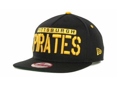 Pittsburgh Pirates MLB Saweet Snapback 9FIFTY Cap Hats