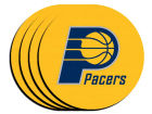 Indiana Pacers 4-pack Neoprene Coaster Set Kitchen & Bar