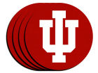 Indiana Hoosiers 4pk Neoprene Coaster Set Kitchen & Bar